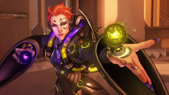 Overwatch: Moira e Blizzard World - Provato